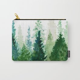 Pine Trees 2 Carry-All Pouch