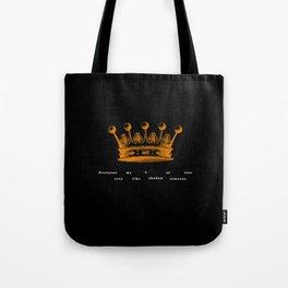 Brambleclaw - Crown Tote Bag