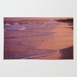 Beach at Dusk Hilton Head Island Rug
