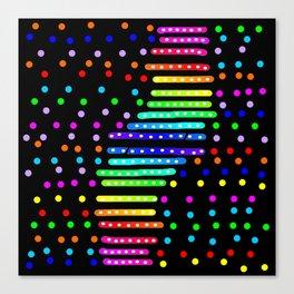 Rainbow 22 Canvas Print