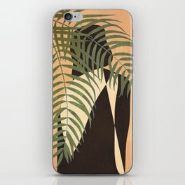 Resting in a Shade iPhone Skin