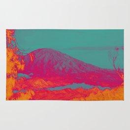 Acid & Energy Landscape Rug