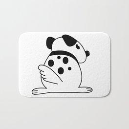 Doggie Dot Bath Mat