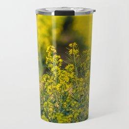 Yellow. Travel Mug