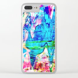 436500101 Clear iPhone Case