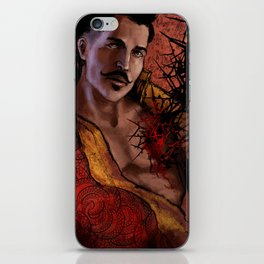 Dragon Age Inquisition - Dorian Pavus - Thorn iPhone Skin