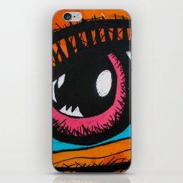 Teary Eyed iPhone Skin