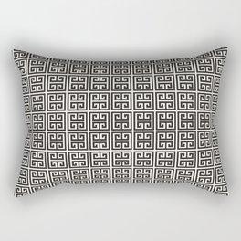 Art Deco one Rectangular Pillow
