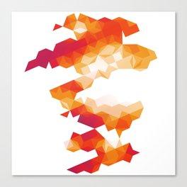 Sectors Canvas Print