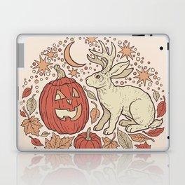 Halloween Friends | Autumn Palette Laptop & iPad Skin