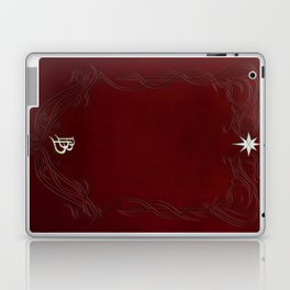 Red Book Laptop & iPad Skin