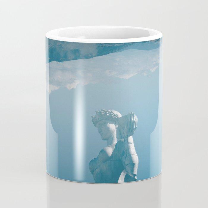 Strong and Simple Coffee Mug
