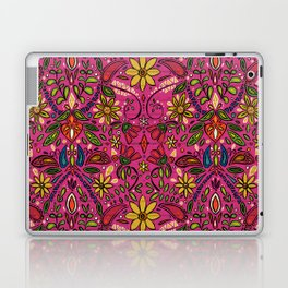 aziza pink Laptop & iPad Skin