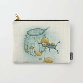 Swimmy Carry-All Pouch