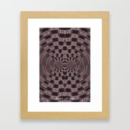 Mesmerized 35 Framed Art Print