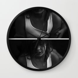 Inspired Artwork Wall Clock