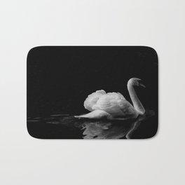Swan Bath Mat