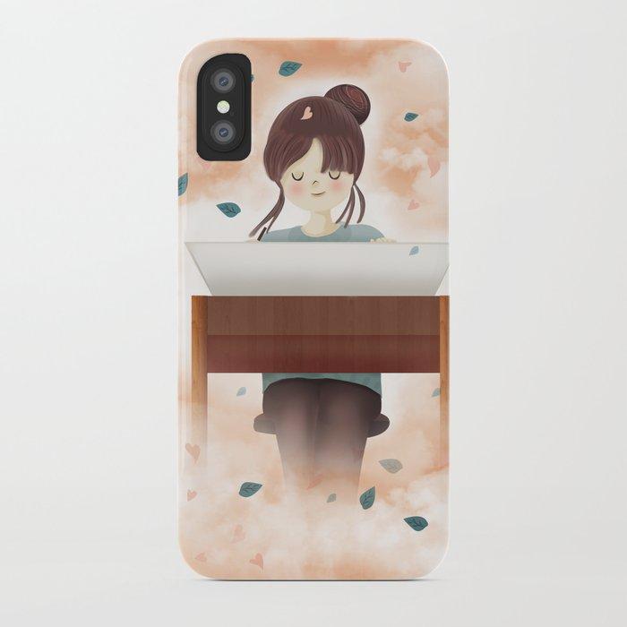 Cute Girl iPhone Case