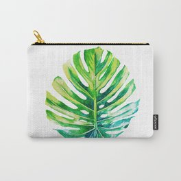 Monstera flower Carry-All Pouch