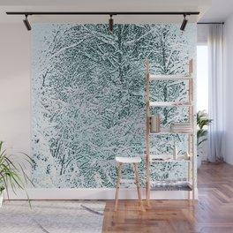 Winter Storm Wall Mural