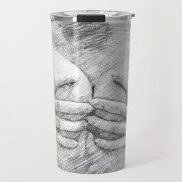 Covering Up Travel Mug