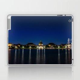 Clear Night in Copenhagen Laptop & iPad Skin