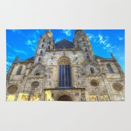 St Stephen's Cathedral Vienna Rug