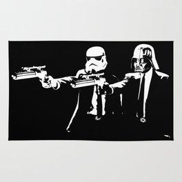 "Darth Vader - Say ""What"" Again! Version 3 Rug"
