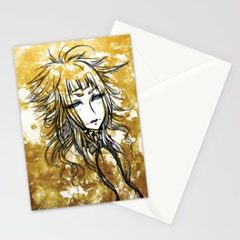 Goldenrod Stationery Cards