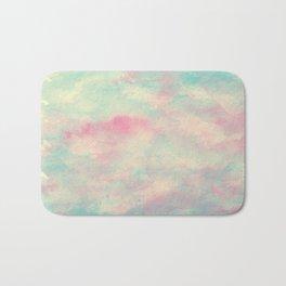 Watercolor #214 Bath Mat