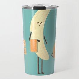 Nudists Travel Mug
