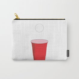 Beer Pong Illustration Carry-All Pouch