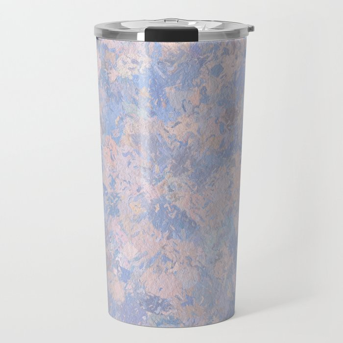 Rose Quartz and Serenity Blue 4644 Travel Mug