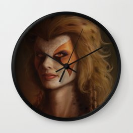 ThunderCats Collection - Cheetara Wall Clock