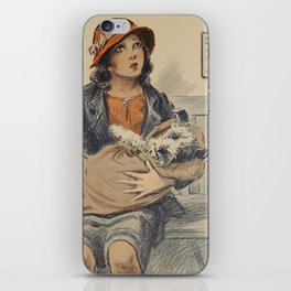 Be Kind To Animals 4 iPhone Skin