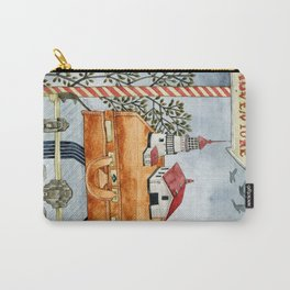 Suitcases are ready Carry-All Pouch