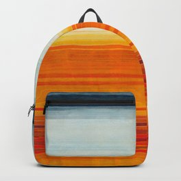 Yellowstone Orange Backpack