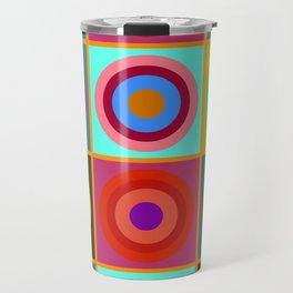 Kandinsky #20 Travel Mug