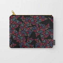 Electric Pyramids Carry-All Pouch