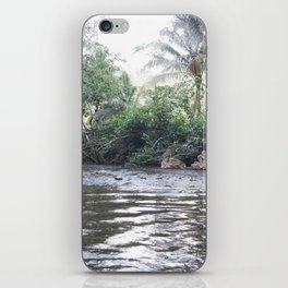 Where the River Runs iPhone Skin