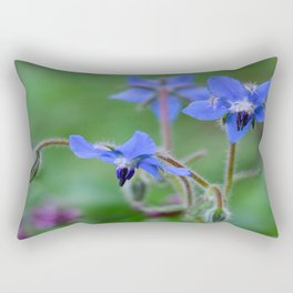 Borage Rectangular Pillow