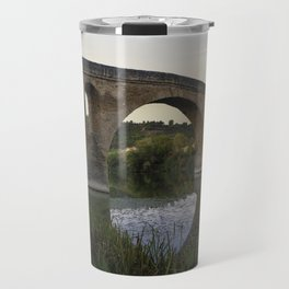 Mediaeval Bridge Travel Mug