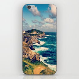 Lost Coast  iPhone Skin