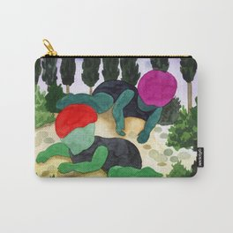 wood children Carry-All Pouch