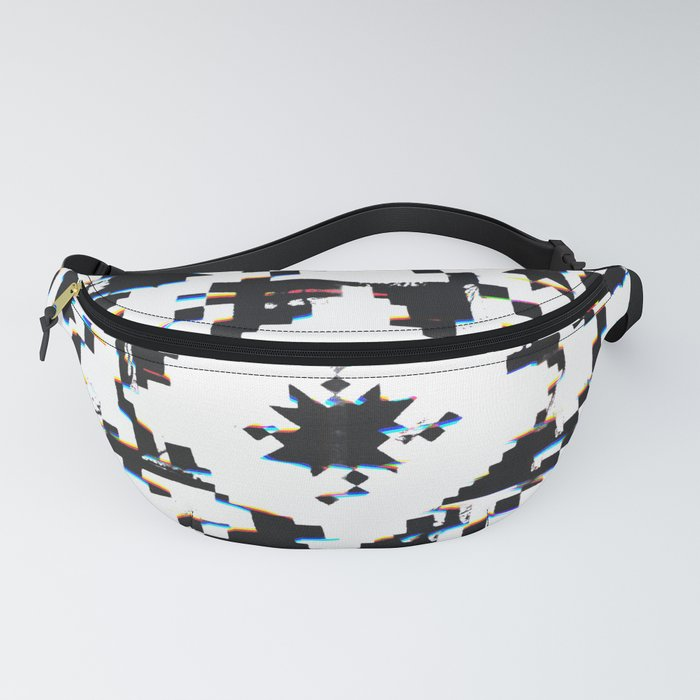Twisted Quilt Fanny Pack