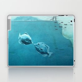 Garden of love Laptop & iPad Skin
