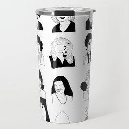 Yearbook Doodle Travel Mug