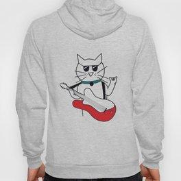 Musical Cat Hoody