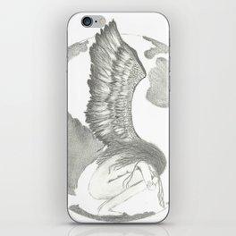 Earth Angel iPhone Skin