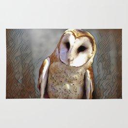 Owl Magic Rug